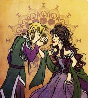 The Prince and the Healer by time-well-wasted