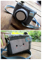 Camera Plushie by Queroli