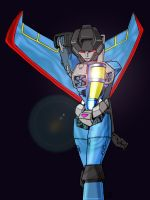 Thundercracker LeFembot by jrimme