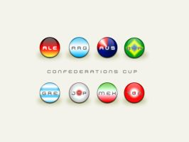 Confederations Cup Wallpaper by maurici0
