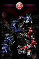 work for yamaha by mahend