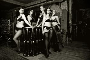 The Belmont Burlesque Revue by baseport