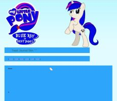 Test Journal skin by MLPBlueRay