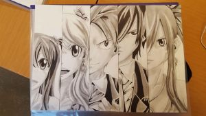 Fairy tail strongest team (finished) by mikkikiddi