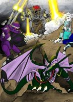 Predacons of Epic Proportion by Underbase