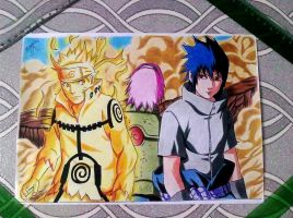 NARUTO TIME 7 by powre
