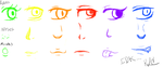 Face practice by HopeForTheFuture13