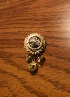 Master Clockspinner Lapel Pin by LeviathanSteamworks