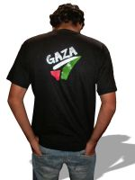 T-Shirt gaza by issam-zerr