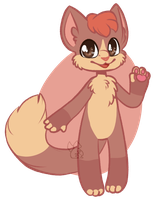 [OPEN] Foxish Adopt by MiqotesosAdopts