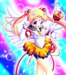 Eternal Sailor Moon by Tetiel