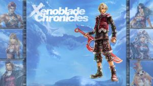 Lucky 7: Xenoblade Chronicles - Shulk by MrJechgo