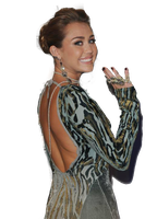 Miley PNG by AdryGomez