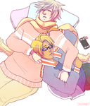 Hetalia: Mmmm, that soft aesthetic by LuciferianRising