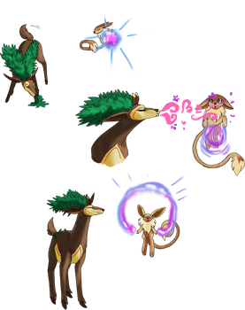 PARPG - Moves for Glimmer by dracothrope