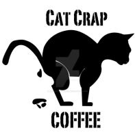 Cat Crap Coffee by maniacalmarie16
