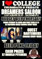 I Love College @ Dreamers Saloon by therealtommyg