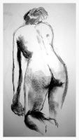 Figure Study 17 by FeralFungus
