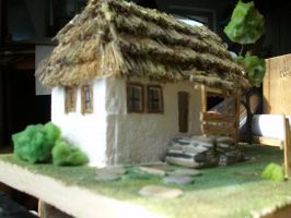 Traditional house 2 by AllyEdFrown