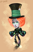 Mad Hatter by Naya94