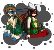 .:BG TMNT:. by Dawnrie