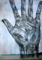 Hand. by Leannee1993