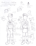 PoF Sketches - VICTRI Class: Scout (Seedling) by Jazzy-C-Oaks