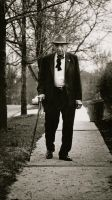 Old man walking.img626 1 by harrietsfriend