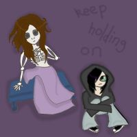 Keep Holding On by sweetXtea