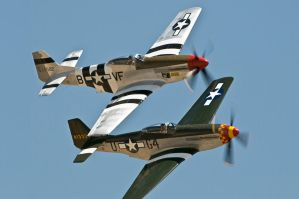 The Horsemen by AirshowDave