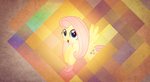Cheer - Fluttershy Wallpaper (MLP:FiM) by allwat