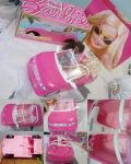 Barbie's Cars by seawaterwitch