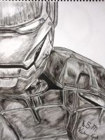 Iron Man by Victoria-Creed