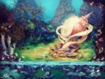 Underwater Magic ver.2 by nelesia
