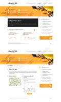 Zapletal logo and web by luqa