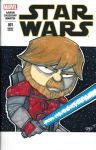 Obi Wan Kenobi Sketch Cover by bdeguire