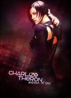 Charlize Theron Poster 2 by FBM721
