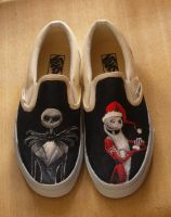 The shoes before xmas by deadmizi