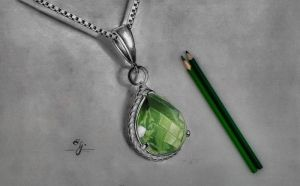 Emerald Necklace by Anubhavg