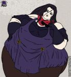 BBW Lisa Lisa by overlordofnobodies