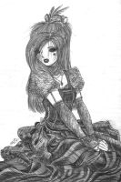 gothic doll by SoLaNgE-scf