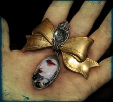Keepsake Pendant by asunder