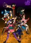 20150314 - Muramasa Rebirth Tribute by Dustin-Eaton-Works