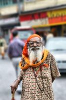 Man in India by boyracer92