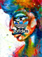 Adidas 2 by art-cards