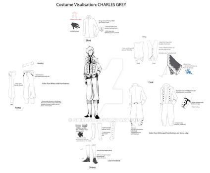 Charles Grey : CV by ShiraShi