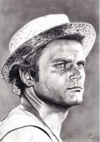Terence Hill by Tobias20