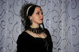 Gothic Story by InvisibleGirlStock