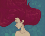 red hair by Tell-Me-Lies