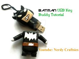 Batman USB tutorial by NerdEcrafter